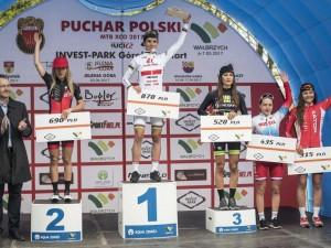 Włoszczowska i Wawak triumfowali w Wałbrzychu