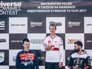 Diverse Downhill Contest: na górze Żar poznaliśmy Mistrzów Polski