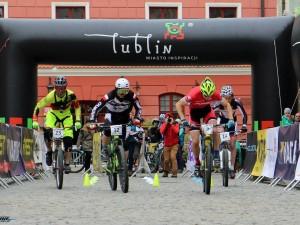 XCE: Sprinterskie zmagania kolarzy w Lublinie