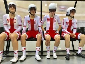 MME: Drużyny na medal! Nowy rekord Polski!