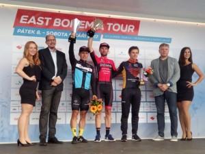 Kamil Zieliński wygrywa East Bohemia Tour