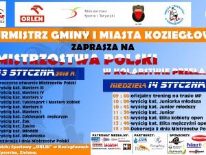 81.Mistrzostwa Polski w kolarstwie przełajowym