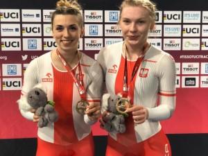 Złoty medal dla Urszuli Łoś i Marleny Karwackiej w sprincie - Puchar Świata w Brisbane