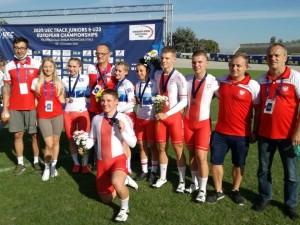 Młodzieżowe Mistrzostwa Europy  - PIĘĆ MEDALI PIERWSZEGO DNIA!